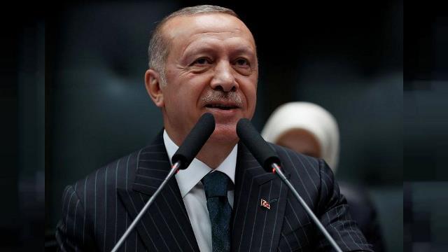 """ผู้นำตุรกีมั่นใจ! ชาวซีเรียจะกลับบ้านถึงล้านคน เมื่อมี """"เขตปลอดภัย"""" ที่แนวชายแดน"""