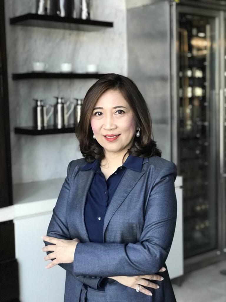 อลิวัสสา พัฒนถาบุตร กรรมการผู้จัดการ บริษัท ซีบีอาร์อี (ประเทศไทย) จำกัด