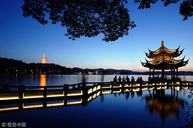 10 เมืองดิจิทัลหนึ่งแถบหนึ่งทาง ระดับแนวหน้าของจีน