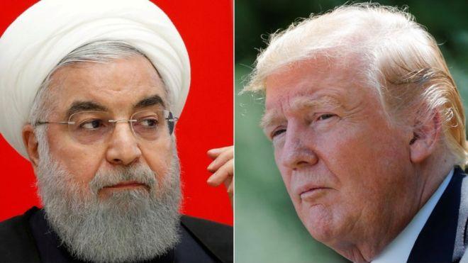 """โรฮานีย้ำชัด! อิหร่านไม่เคยอยากทำ """"สงคราม"""" กับสหรัฐฯ"""