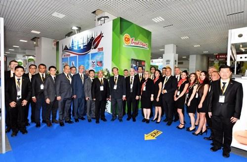 ซีพี ตุรกี ร่วมจัดแสดงสินค้า ในงาน VIV TURKEY 2019 Middle East