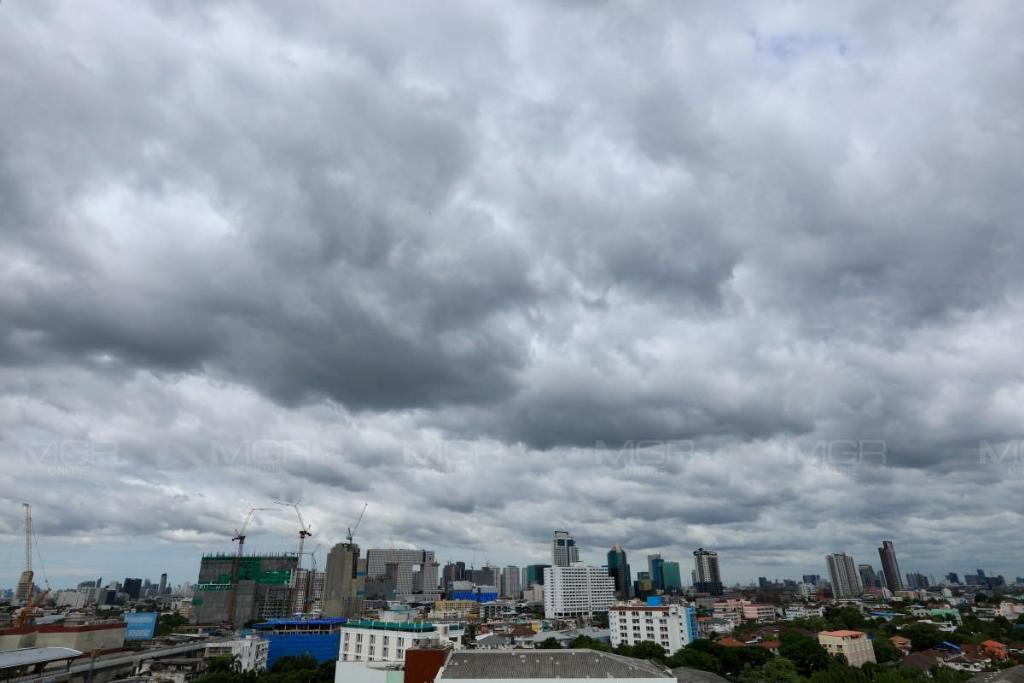 ทั่วไทยฝนฟ้าคะนอง! เหนือ-กลาง-ตะวันออก-ใต้ ตกหนัก คลื่นทะเลสูง เรือเล็กงดออกจากฝั่ง