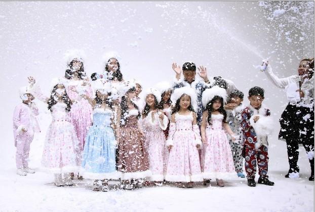 Lana cayla style&Aeyrista club จัดโครงการ เด็กไทยมีดีต้องโชว์