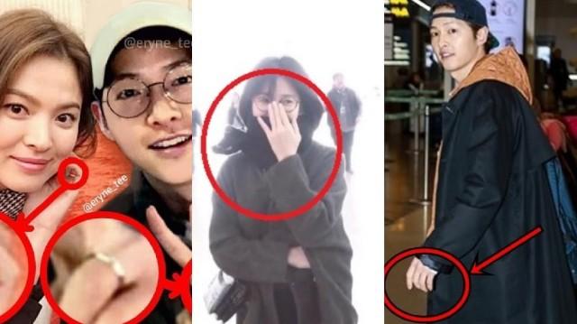 """คนสนิทเผย """"ซองฮเยคโย"""" ร้องไห้หนักซูบผอมจนใส่แหวนแต่งงานไม่ได้ ส่วน """"ซงจุงกิ"""" ไม่ใส่เหมือนกัน"""