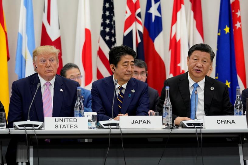 'ทรัมป์' ชูประเด็นการค้าในซัมมิต G20 ส่วน 'สี จิ้นผิง' เหน็บ 'ลัทธิกีดกันการค้า' บั่นทอนศก.โลก