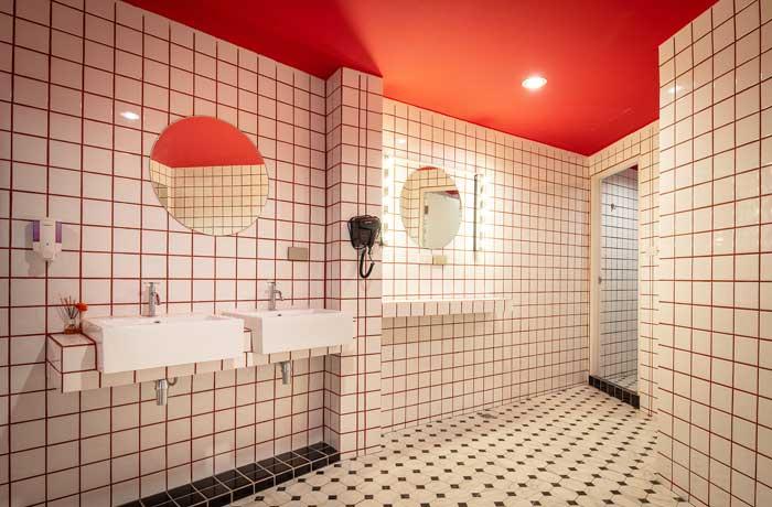 ห้องน้ำรวมผู้หญิง