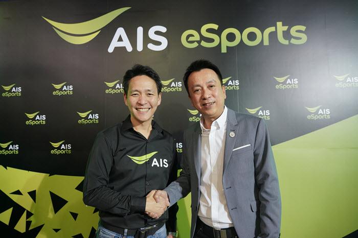 AIS ให้ดูฟรี! แมทช์คัดตัวนักกีฬาอีสปอร์ตทีมชาติไทยลุยซีเกมส์ 2019