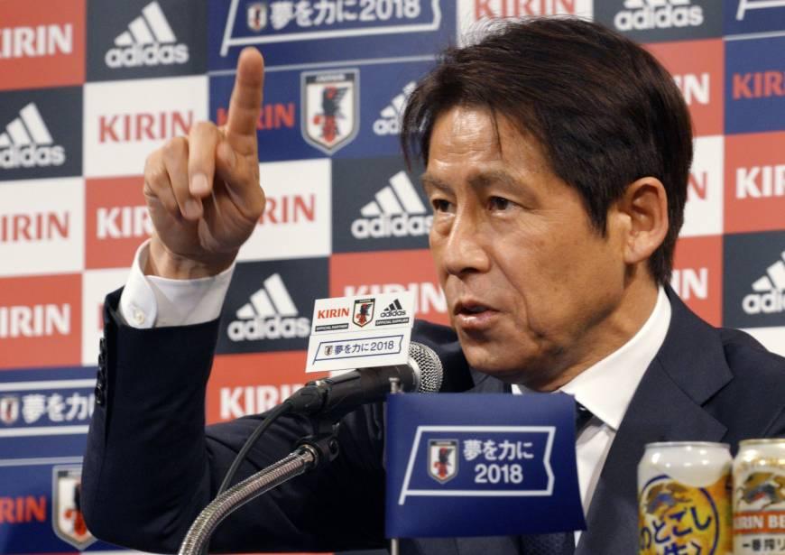 """ดีกรีบอลโลก! สื่อญี่ปุ่น ตีข่าว """"ช้างศึก"""" เตรียมประกาศตั้ง """"นิชิโนะ"""" คุมทัพ"""