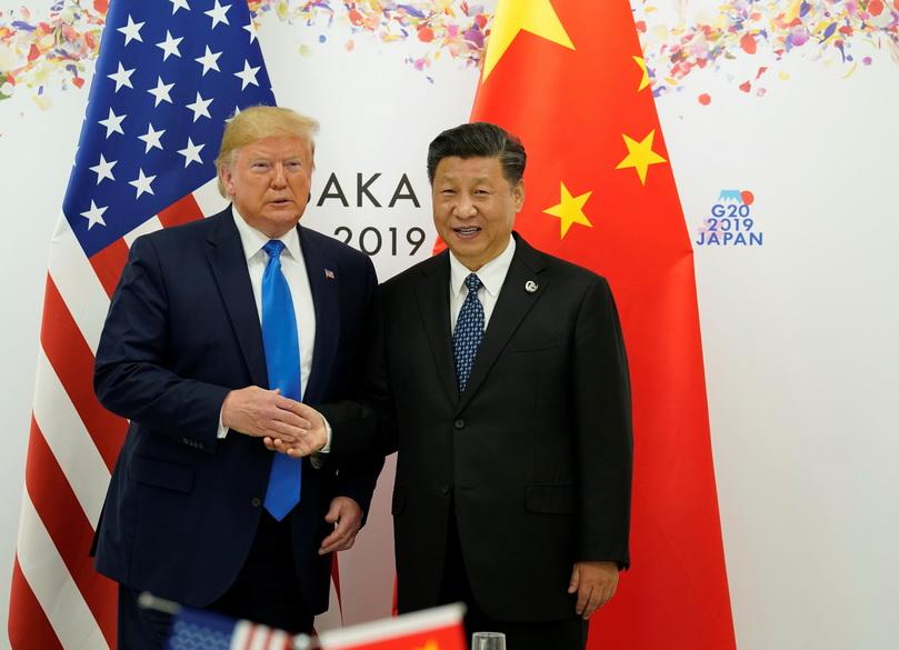 'ทรัมป์-สี' ประกาศฟื้นเจรจาการค้า สหรัฐฯ เบรกรีดภาษีจีนระลอกใหม่