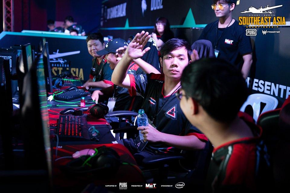 """Armory Gaming"" ตัวแทนประเทศไทย ยืนหนึ่งหัวตารางการแข่งขัน ""PUBG SEA Championship Season 2"" วันแรก"
