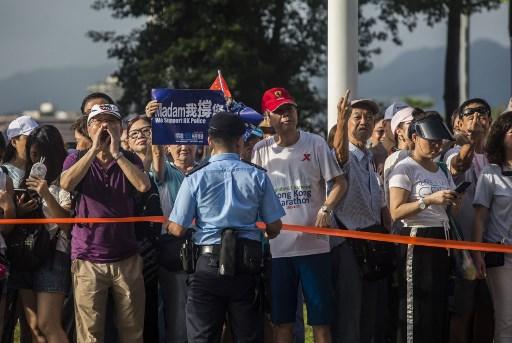 ตำรวจฮ่องกงเตรียมรับมือการประท้วงกฎหมายส่งตัวผู้ร้ายข้ามแดน หวั่นบุกพังพิธีชักธงฉลอง 22 ปีกลับสู่อ้อมอกจีน