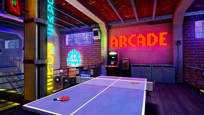 """เอาใจสายตบ! """"VR Ping Pong Pro"""" เตรียมมาสู่ เพลย์สเตชัน วีอาร์"""