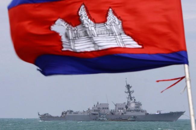 สหรัฐฯ สงสัยกัมพูชาให้จีนตั้งฐานทัพ จี้กัมพูชาชี้แจงกรณีปัดความช่วยเหลือซ่อมแซมฐาน