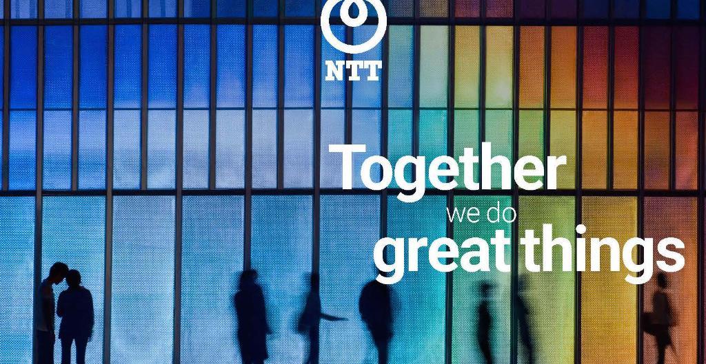 NTT ปรับโครงสร้างใหญ่ แจ้งเกิดบริษัทใหม่พร้อมตั้งสำนักงานที่ลอนดอน