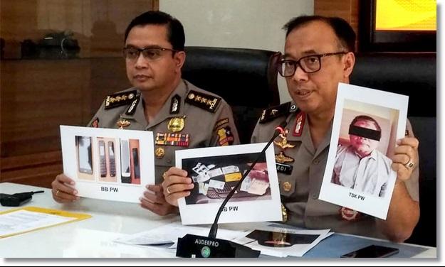 """ตำรวจอินโดฯรวบตัวการใหญ่ระเบิดบาหลี เชื่อเป็นหัวหน้าเครือข่าย """"เจมาห์ อิสลามิยาห์"""""""