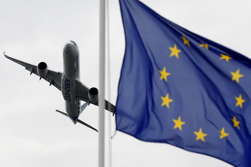 สหรัฐฯ เล็งรีดภาษีสินค้า EU เพิ่มอีก $4,000 ล้านตอบโต้มาตรการอุดหนุน 'แอร์บัส'