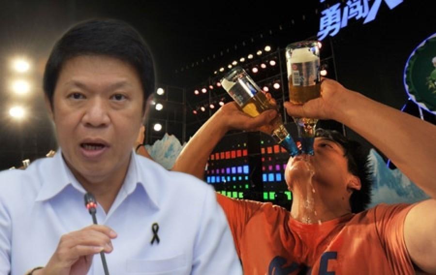 """สธ.เร่งตรวจสอบ """"แข่งดื่มเบียร์"""" จนดับ จ่อเอาผิดร้านค้า นักวิชาการจี้เอาผิดทั้งแพ่ง-อาญา"""
