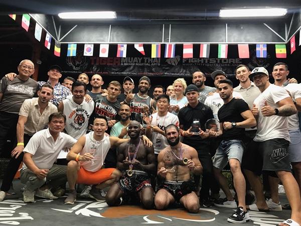 """ไทเกอร์ มวยไทย ซอยตาเอียด จัดกิจกรรม """"Tiger Muay Thai Fight Team Tryout 2019"""" เฟ้นหาผู้ผ่านบททดสอบด้านกีฬาต่อสู้"""