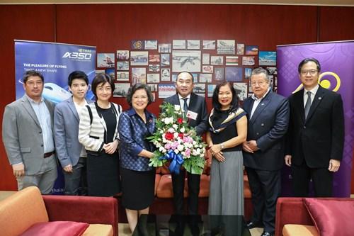ผู้อำนวยการใหญ่ฝ่ายขายการบินไทย ได้รับเลือกเป็นประธาน PATA