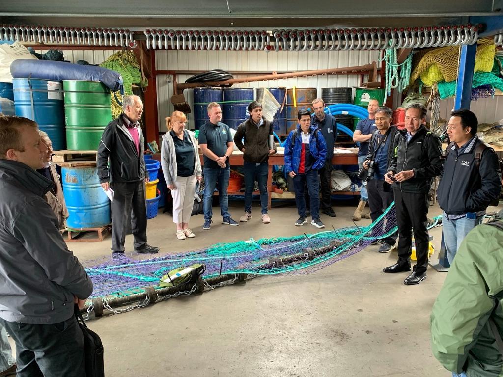 Seafood Task Force และ ซีพีเอฟ ส่งเสริมการพัฒนาเครื่องมือประมงเพื่อการเลือกจับสัตว์น้ำ ลดการจับลูกปลา และสัตว์น้ำหายากอย่างยั่งยืน