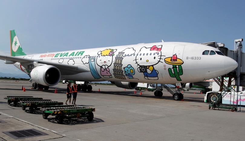 'EVA Air' ยกเลิกอีก 550 เที่ยวบิน หลังลูกเรือผละงานประท้วงเข้าวันที่ 14