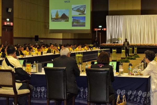 ททท.ตอกย้ำศักยภาพเมืองท่องเที่ยวรอง เลือกอุดรฯจัดประชุมแผนตลาดปี63