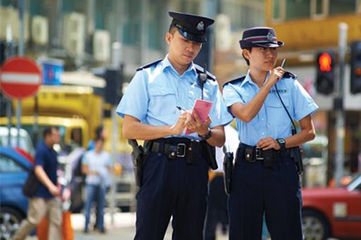 ฮ่องกงจับกุมผู้ต้องสงสัย 8 ราย ฐานเผยแพร่ข้อมูลตำรวจ