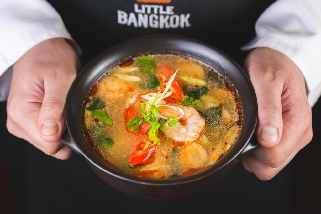 """ดีป้า เปิดตัว""""ลิตเติ้ล แบงค็อก""""ร้านอาหาร ประจำอาคารแสดงประเทศไทยในงาน World Expo 2020 Dubai"""