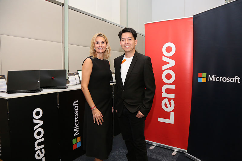 ลูกค้าพีซี Lenovo ไม่ต้องซื้อ Microsoft Office เพิ่ม ใช้ได้ตลอดอายุการใช้งานเครื่อง