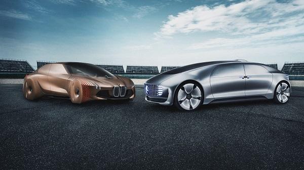 BMW - Daimler จับมือตั้งทีมพัฒนาเทคโนโลยีขับขี่อัตโนมัติ