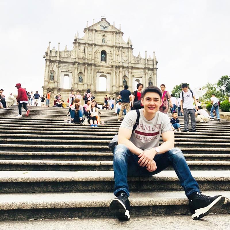 The Ruins of St. Pauls, Macau