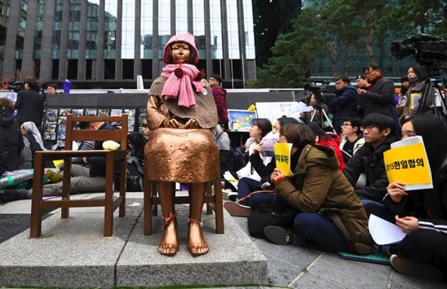In Clip: ร้าวฉานหนัก!! โซลสั่งยุบทิ้งกองทุนหญิงคลายอารมณ์สมัยสงครามโลกครั้งที่ 2 ของญี่ปุ่น