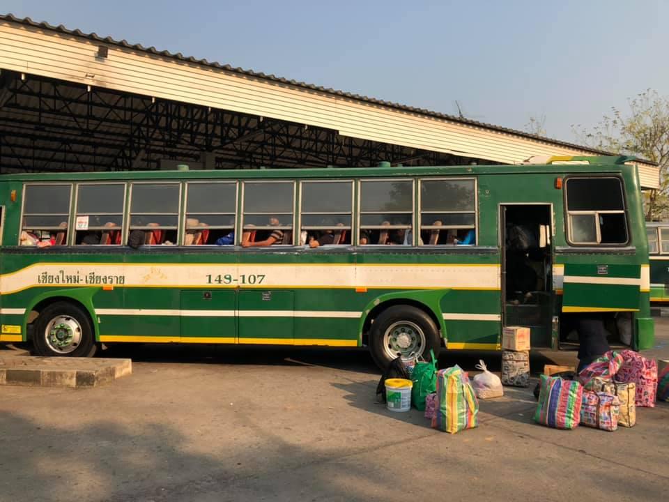 """ปิดตำนานรถเมล์สายเหนือ """"เมล์เขียวหวานเย็น"""" หยุดให้บริการ เอกชนรับช่วงต่อบริหารเอง"""