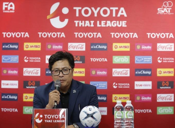 ตัวแทนไทยลีก วอน อะคาเดมีในไทย ขึ้นทะเบียนกับส.ฟุตบอลให้ถูกต้อง