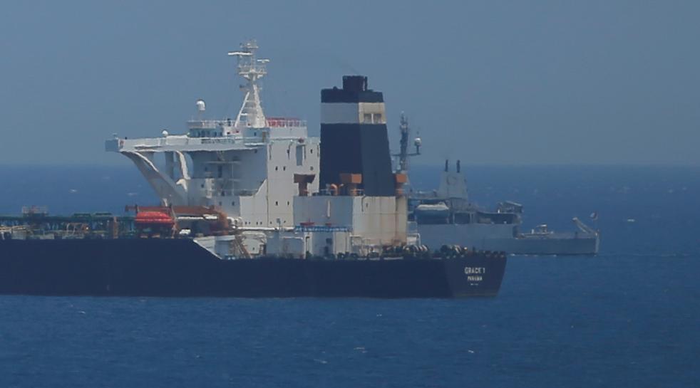 อิหร่านขู่จะยึดเรืออังกฤษบ้าง หากไม่ยอมปล่อยเรือน้ำมัน