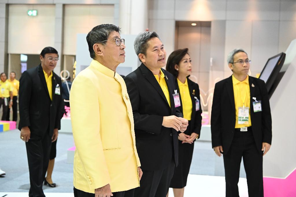 """""""วิษณุ"""" เปิดงาน Thailand Social Expo 2019 มหกรรมแสดงผลงานนวัตกรรมด้านสังคมใหญ่ที่สุดของไทย"""
