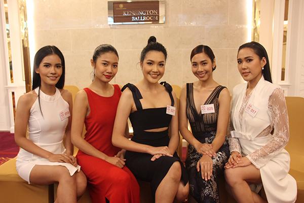 """ส่องสาวมั่น มีแพชชั่นแรงกล้า รอบแรก """"มิสไทยแลนด์เวิลด์ 2019"""" ใครจะมีโอกาสคว้ามงฯ"""