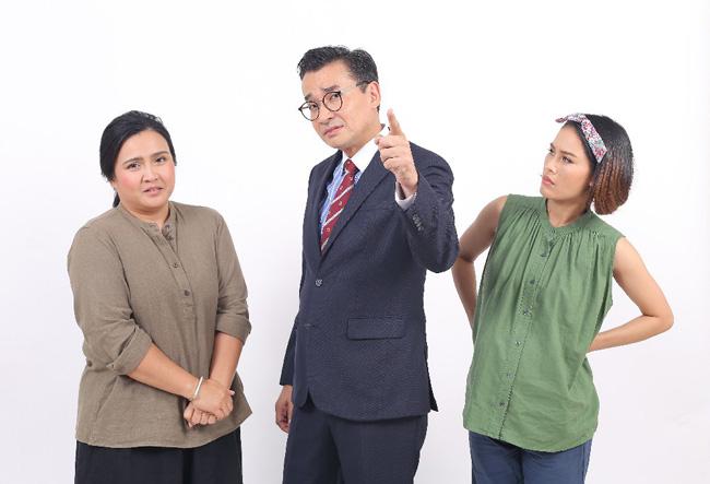 """คนไทยไม่ทิ้งกัน """"ปาน ธนพร-นีโน่"""" เล่นละครเวที หารายได้ช่วยคนหูหนวก"""