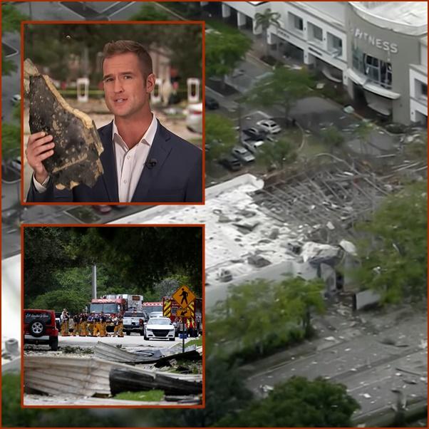 In Pics&Clips: สุดระทึก!! ช้อปปิ้งเซ็นเตอร์รัฐฟลอริดาเกิดระเบิดครั้งมโหฬาร หลังคาหายไปเกือบครึ่ง เจ็บไม่ต่ำกว่า 23