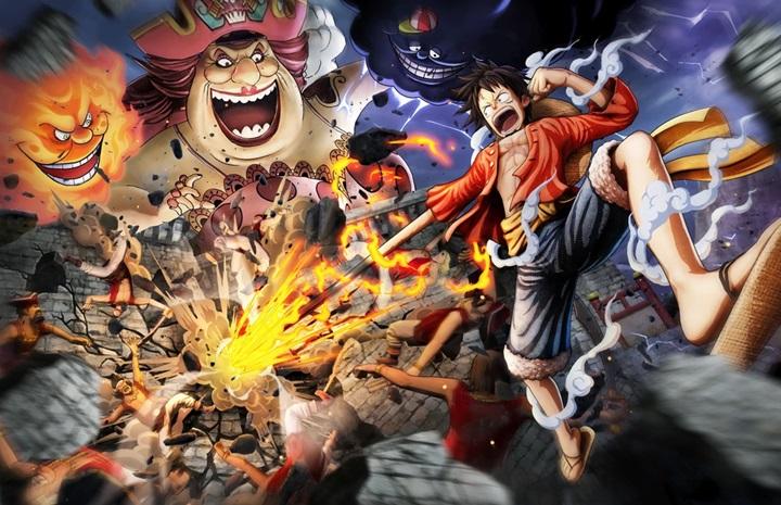 """เปิดตัว """"One Piece Pirate Warriors 4"""" พร้อมลุยปี 2020"""