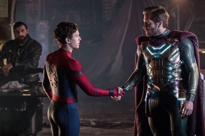 Spider-Man ถล่มรายได้ทั่วโลก! โกย 580 ล้านเหรียญฯ ในสัปดาห์แรก