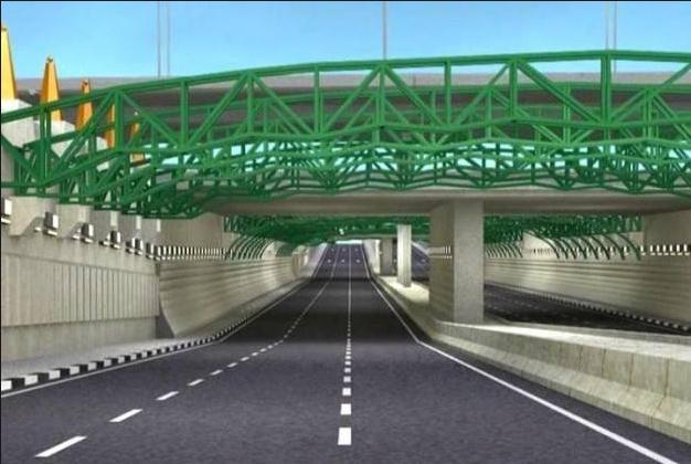 เผยแผนก่อสร้างทางลอดถนนรัชดา-ราชพฤกษ์  ปรับสี่แยกเป็นวงเวียน-บีบเหลือฝั่งละ 2 เลน