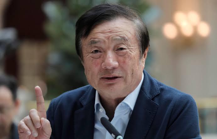 Ren Zhengfei (เหริน จิ้งเฟย) CEO Huawei