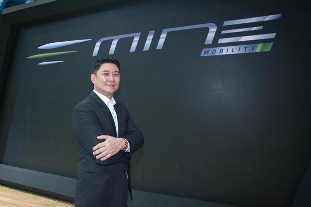 """""""พลังงานบริสุทธิ์"""" จับมือ 4 พันธมิตรยักษ์ใหญ่ """"คาลเท็กซ์-ซีพี ออลล์-บริดจสโตน เอ.ซี.ที-โรบินสัน"""" ผุดสถานีชาร์จรถยนต์ไฟฟ้าทั่วไทย"""
