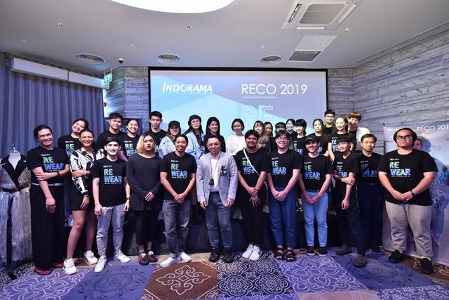 ประกาศผลผู้เข้ารอบชิงชนะเลิศโครงการ RECO Young Designer Competition 2019 แฟชั่นรักษ์โลกปีที่ 8