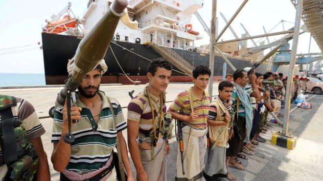 """กบฏเยเมนจี้ """"กลุ่มพันธมิตรซาอุฯ"""" ถอนกำลังทั้งหมด หลังยูเอเอีเริ่มลดทหาร"""