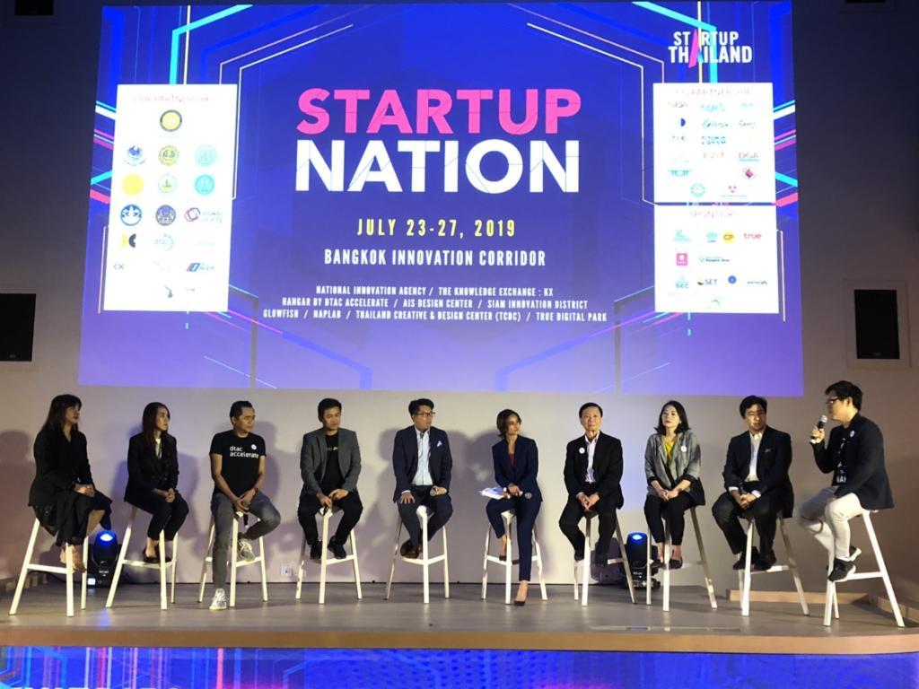 NIA จับมือ 8 พันธมิตร ขับเคลื่อนไทยสู่การเป็น Startup Hub ภูมิภาคเอเชียอาคเนย์