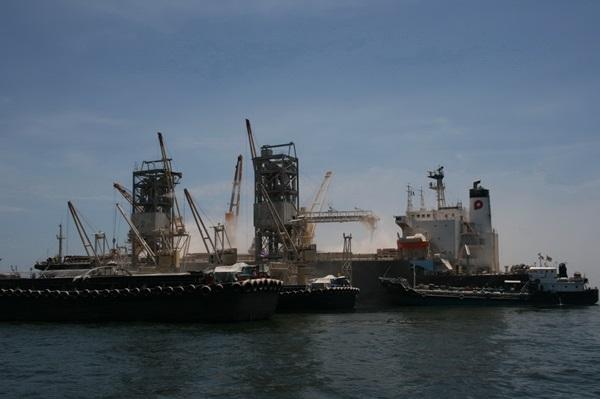 เทศบาลเกาะสีชังเอาจริง  จับ-ปรับ ผู้ลักลอบทิ้งของเสียลงทะเล