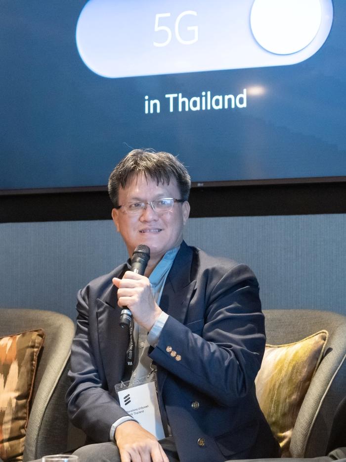 อิริคสันพบคนไทยส่วนใหญ่ยินดีจ่ายเงินเพิ่ม 30% เพื่อใช้ 5G