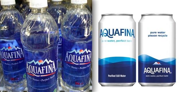 เป๊ปซี่ ดีที่สุด!! เล็งเปลี่ยนแพ็กเกจจิ้ง Aquafina จากขวดพลาสติก สู่กระป๋องอะลูมิเนียม